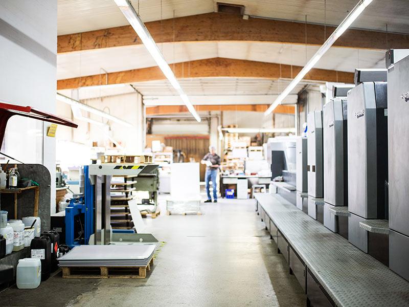 Druckerei Brandt - Scharbeutz